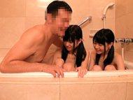 【閲覧注意】パパとLOVE×2な二人の姉妹の心温まるホームビデオ映像♪…ではありません…