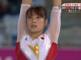 女子体操・永井美津穂、下半身丸出しになる放送事故wwwコレはヒドイww