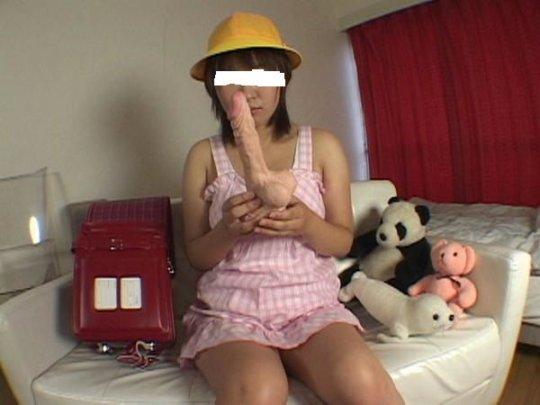 """【炉利】小●生にしか見えない""""ランドセル少女""""(画像・GIF110枚)・18枚目"""