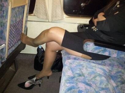 【脚フェチ】細身のスレンダー脚からムッチムチのデブ脚までまとめたったwwwwww(100枚)・9枚目
