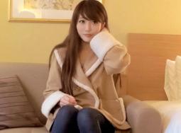 【由珠 20歳】巨根をも飲み込むディープスロートフェラが凄い関西素人娘