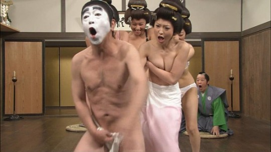 【地上波キャプ】テレビなのに、ガッツリ「乳首」が出たシーン草wwwwww(49枚)・25枚目