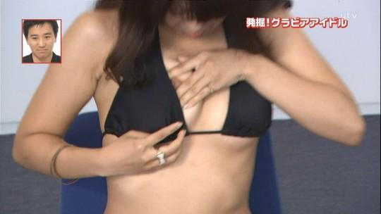 【地上波キャプ】テレビなのに、ガッツリ「乳首」が出たシーン草wwwwww(49枚)・30枚目
