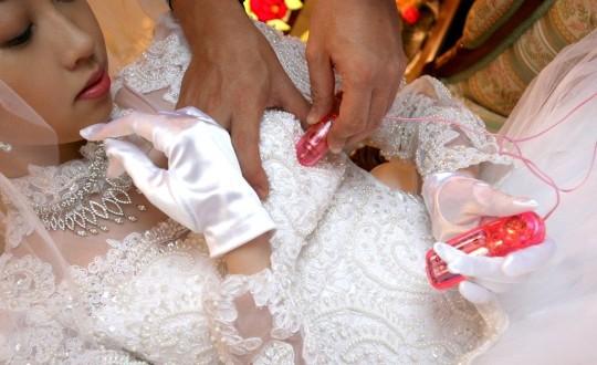 【※童貞脳内※】新婚初夜ってコレで合ってる?wwwwwwwwwwwwwwwwwwwwwwwwwwww(画像あり)・22枚目