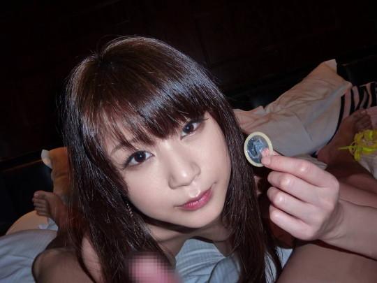 【※有能女※】デキる女の「コンドーム装着の予備動作」がめちゃシコすぎて草wwwwwwwwwwwwwwww(画像あり)・3枚目