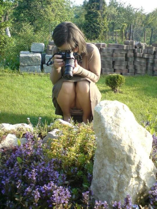 【※神業※】撮影者のパンチラを撮影するヤツwwwwwwwwwwwwwwwwwwwwwwwwwwwwww(画像あり)・8枚目
