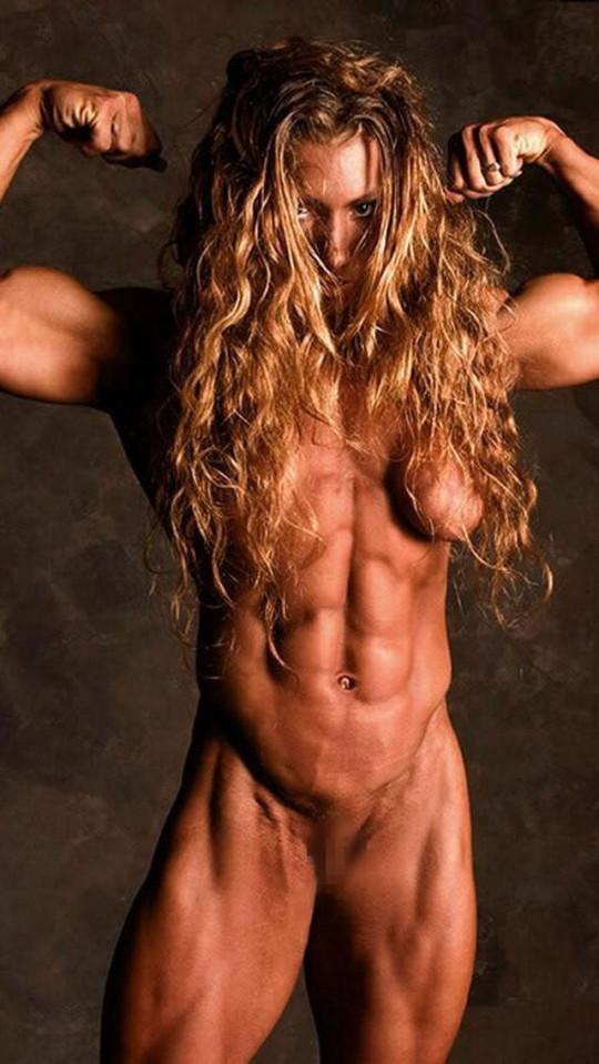 【全裸注意】なんやこの女、強すぎワンパンで殺されるわ。。。(画像27枚)・15枚目