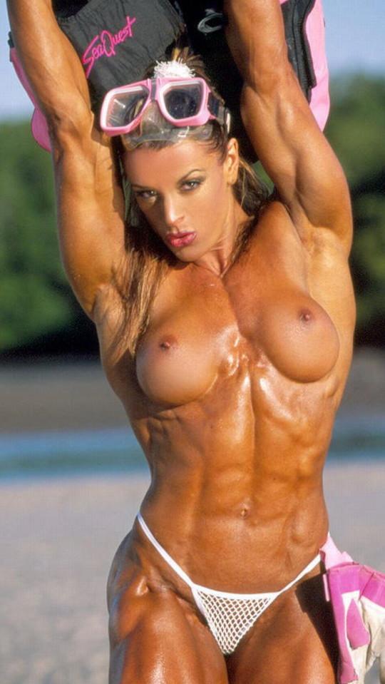 【全裸注意】なんやこの女、強すぎワンパンで殺されるわ。。。(画像27枚)・24枚目