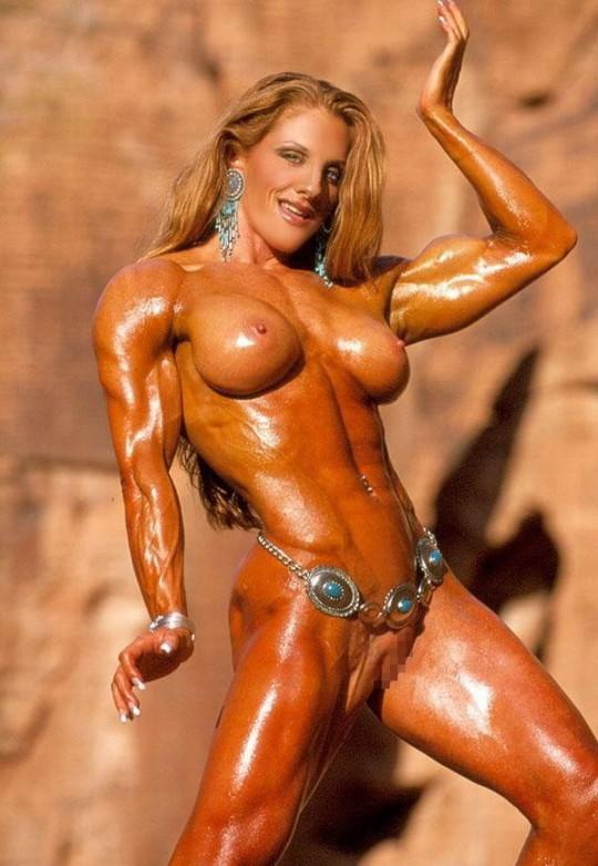 【全裸注意】なんやこの女、強すぎワンパンで殺されるわ。。。(画像27枚)・5枚目