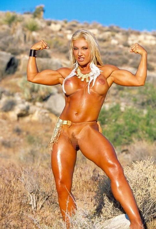 【全裸注意】なんやこの女、強すぎワンパンで殺されるわ。。。(画像27枚)・7枚目