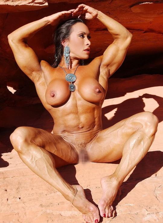 【全裸注意】なんやこの女、強すぎワンパンで殺されるわ。。。(画像27枚)・8枚目