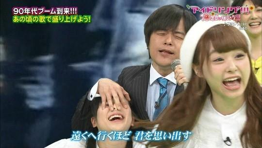【-速報・放送事故-】アイドリング、鼻フックされて鼻毛を全国放送されるwwwwwwwwwwwwwwwww(画像あり)・4枚目