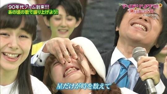 【-速報・放送事故-】アイドリング、鼻フックされて鼻毛を全国放送されるwwwwwwwwwwwwwwwww(画像あり)・5枚目