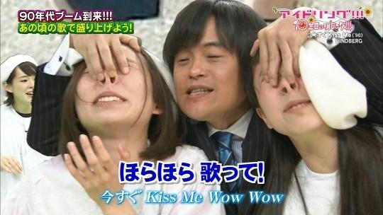 【-速報・放送事故-】アイドリング、鼻フックされて鼻毛を全国放送されるwwwwwwwwwwwwwwwww(画像あり)・13枚目