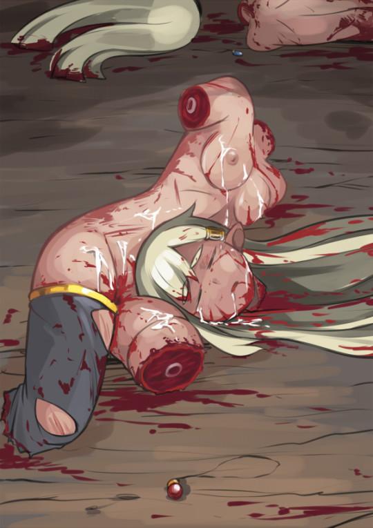 【~ハラワタ注意~】こういう殺害画像でヌクヤツ・・・(画像26枚)・5枚目