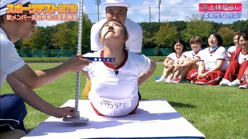 ロンハーのスポーツテストのエロ画像キャプまとめ。やっぱ有能すぎwwwww(131枚)・37枚目