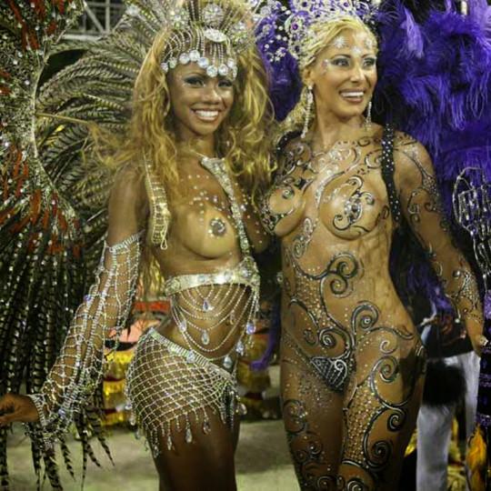 【-超絶悲報ー】リオカーニバルのブラジリアン凶暴おっぱい(美女)が全くヌケない。(画像あり)・14枚目