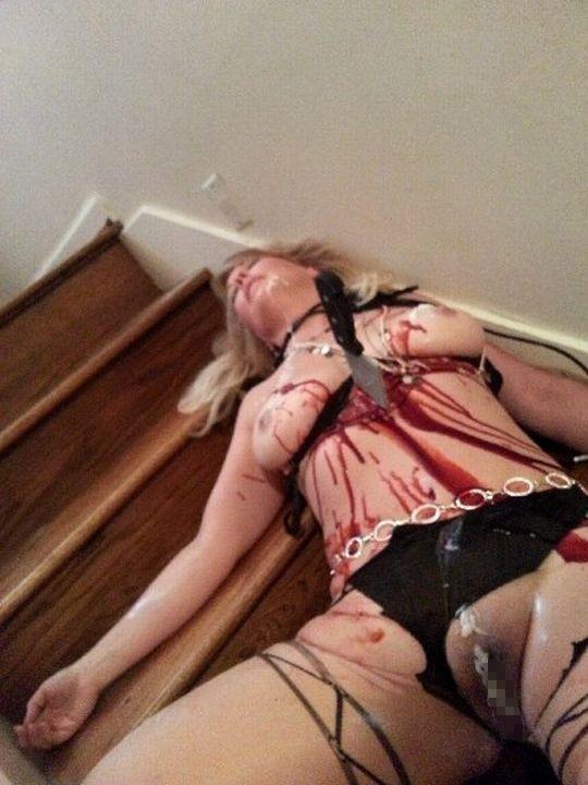 【閲・覧・注・意】レイプ事後の女性の遺体ギャラリー怖すぎ・・・(画像24枚)・21枚目