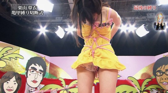 【※画像あり※】TOKYO MXのSM特集で緊縛師が巨乳女性を縛って乳がとんでもない事態にwwさすがローカル局wwwwwwwww・17枚目