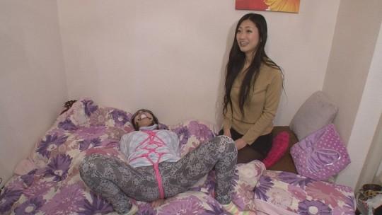 【※画像あり※】TOKYO MXのSM特集で緊縛師が巨乳女性を縛って乳がとんでもない事態にwwさすがローカル局wwwwwwwww・18枚目
