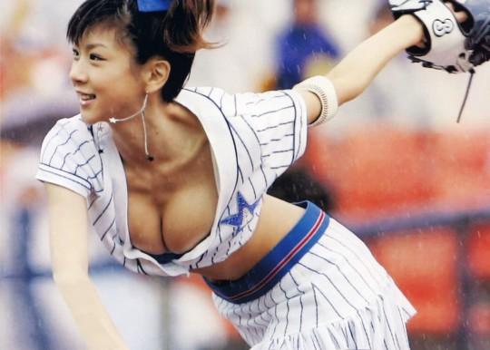 【※堪忍袋の緒が・・※】ワ イ 将 や き う ヲ タ、最 近 の プ ロ 野 球 始 球 式 に 一言 だ け 物 申 す。(画像27枚)・2枚目