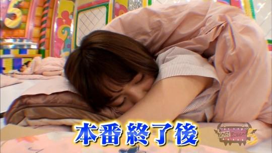 【★ポロリあり】「乃木坂46 NOGIBINGO!」に巨匠イジリー岡田を呼んで寝起き企画やった結果wwwwwwwww(画像20枚)・16枚目