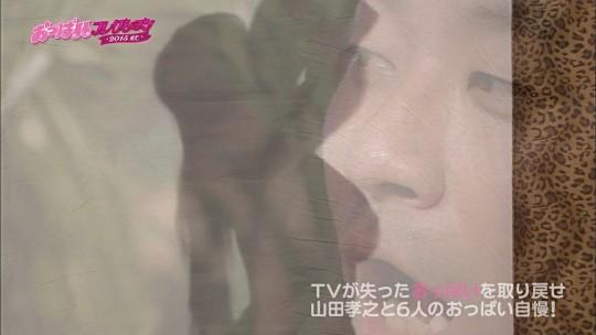 【おっき注意】スカパー「おっぱいコレクション」山田孝之と神乳女6人のバトルが草www(画像あり)・42枚目