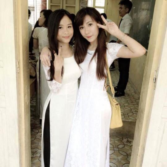 【※越南大好】アオザイ美女画像のてっぺんを決める暇つぶしマニアックスレ。(※画像29枚※)・6枚目