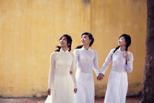 【※越南大好】アオザイ美女画像のてっぺんを決める暇つぶしマニアックスレ。(※画像29枚※)・20枚目