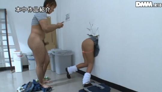 【※草不可避】ヤンキー女「ああ!壁にハマって出られない!!」 →結果wwwwwwwwwwwwwww(画像あり)・4枚目