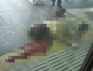 【※閲覧注意】電車に跳ねられ 女子高生が死亡(画像あり)