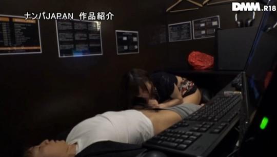 【※おっき不可避】盗撮スポットとして有名な渋谷ネカフェの実態wwwwwwwwwwwwww(画像あり)・14枚目