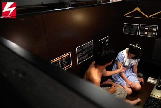 【※おっき不可避】盗撮スポットとして有名な渋谷ネカフェの実態wwwwwwwwwwwwww(画像あり)・23枚目