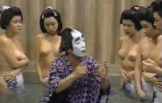 【※エロ注意】バカ殿とかいう日本最高峰のマジキチ番組を画像付きで振り返るスレ。(画像あり)・2枚目