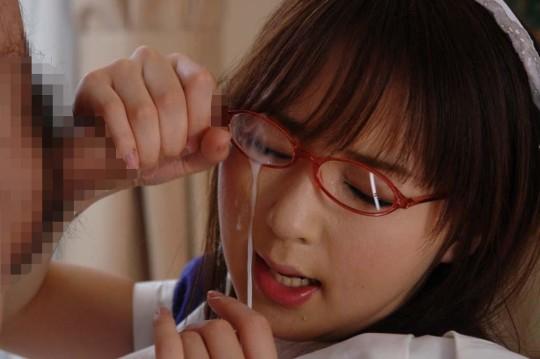 【※眼鏡あるある】秀才女子の性行為中の「よくある惨事」がコチラ。(※画像あり※)・25枚目