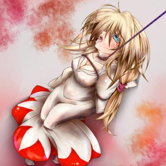 【グロ注意】恐怖、首吊り女の子画像スレ・・・(画像あり)・13枚目