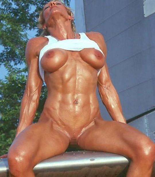 【閲覧注意】女 性 版 範 馬 勇 次 郎 画 像 ス レ・・・誰得スレ杉内これ。。。(※画像30枚※)・1枚目