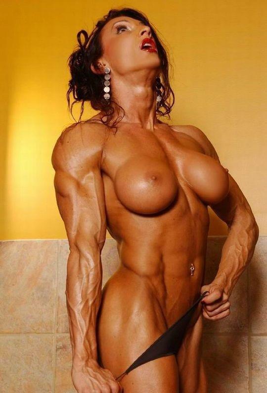 【閲覧注意】女 性 版 範 馬 勇 次 郎 画 像 ス レ・・・誰得スレ杉内これ。。。(※画像30枚※)・6枚目
