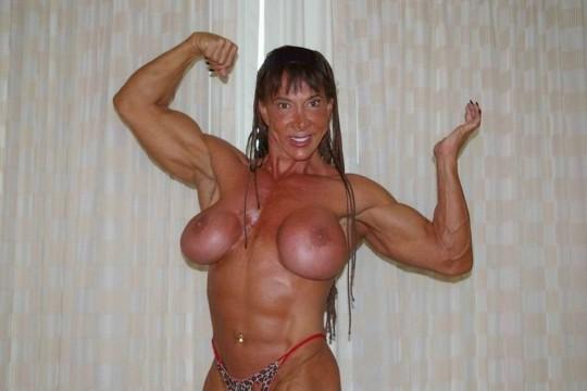 【閲覧注意】女 性 版 範 馬 勇 次 郎 画 像 ス レ・・・誰得スレ杉内これ。。。(※画像30枚※)・8枚目