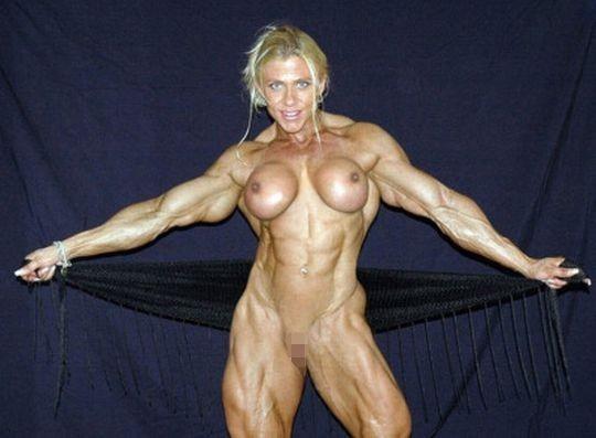 【閲覧注意】女 性 版 範 馬 勇 次 郎 画 像 ス レ・・・誰得スレ杉内これ。。。(※画像30枚※)・19枚目