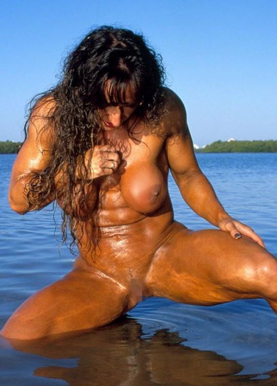 【閲覧注意】女 性 版 範 馬 勇 次 郎 画 像 ス レ・・・誰得スレ杉内これ。。。(※画像30枚※)・20枚目