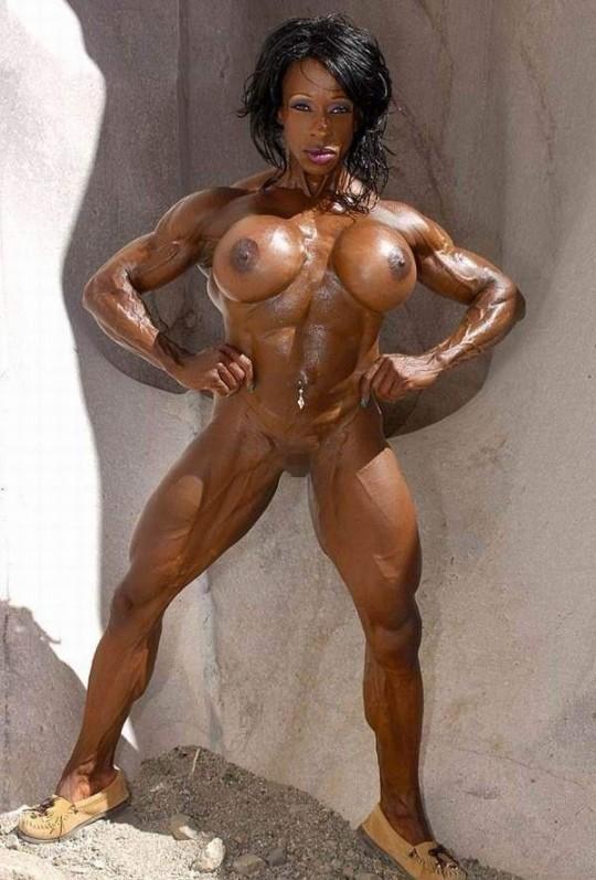 【閲覧注意】女 性 版 範 馬 勇 次 郎 画 像 ス レ・・・誰得スレ杉内これ。。。(※画像30枚※)・25枚目