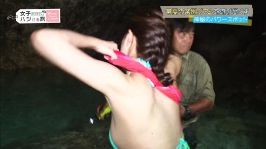 【※録画不可避※】大正義テレ東の『女子だけでハジける旅~Woman Travel in GUAM』とかいうオカズ番組wwwwwwwwwww(キャプあり)・23枚目