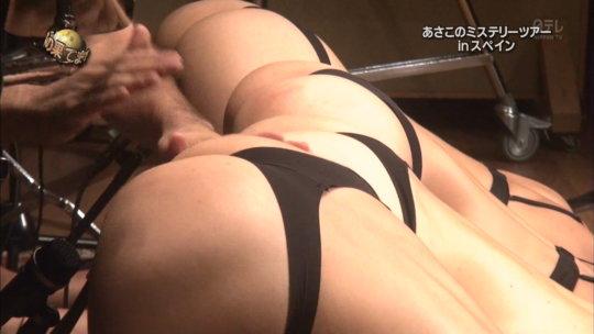 【※放送事故】いとうあさこのスパンキングエロ画像、下着お尻全裸TVで見せまくりワロタwwwwwww(画像91枚)・29枚目