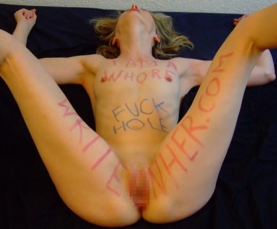 【※画像あり】おまえらのお気にの「肉便器画像」貼ってくスレwww どいつも人間の尊厳無視されてて草wwwwww・23枚目