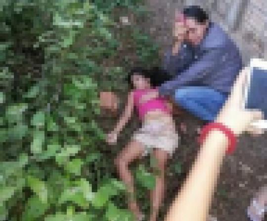 """【※超・閲覧注意】レイプされた上にポアされてしまった女性の""""事後画像""""ギャラリーが閲覧注意杉。。。(画像30枚)・30枚目"""