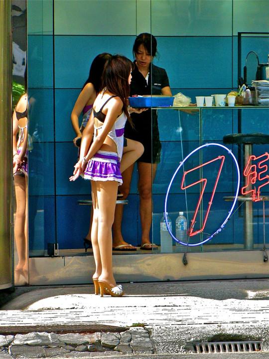 【※異文化】台湾の大正義、檳榔(ビンロウ)売り娘ギャラリー。 この文化何回見てもホント不思議杉・・(画像30枚)・13枚目