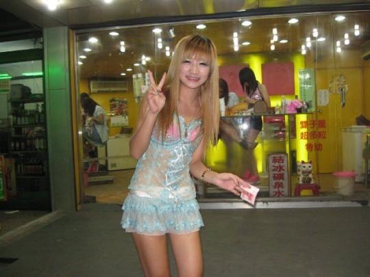 【※異文化】台湾の大正義、檳榔(ビンロウ)売り娘ギャラリー。 この文化何回見てもホント不思議杉・・(画像30枚)・15枚目