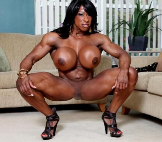 【※画像あり】おまえら、この女目の前にしても 「黒人女無理ゲー」 って拒否する勇気あるの?wwwwwwwwww・1枚目