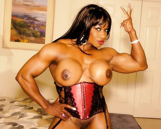 【※画像あり】おまえら、この女目の前にしても 「黒人女無理ゲー」 って拒否する勇気あるの?wwwwwwwwww・20枚目